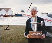 Nationals winner at Sywell in 1995